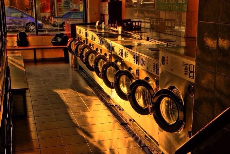 Leicester, Narborough Road Laundrette 2010 First Eyeem Photo