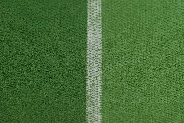 carpet Tenis American Football Field Backgrounds Carpet Clean Close-up Competitive Sport Copy Space Day Dividing Line Empty Full Frame Grass Green Color Nature No People Outdoors Playing Field Single Line Sport Sports Stadium Textured Effect Turf White Color