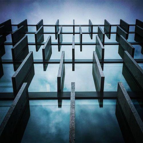 Building Architecture Ellements Blocks sky reflection geometry windows decoration decorations