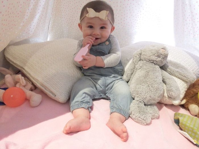 Arwen Baby Tent Fun Times