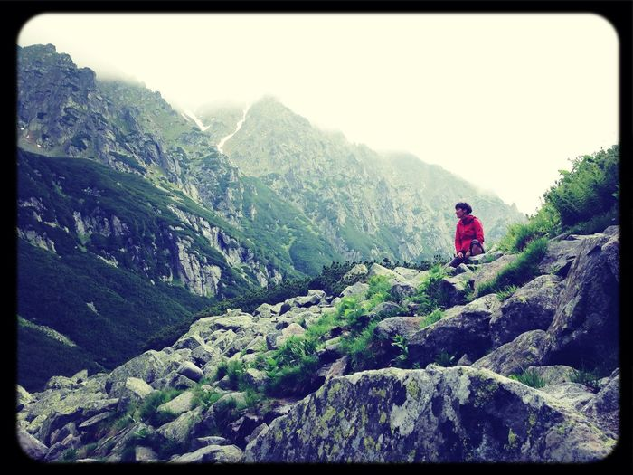TravelSeries Mountains Nature Tatry