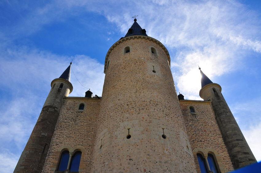 Alcázar Segovia Architecture Building Exterior Built Structure Castel Famous Place Segovia,spain Travel Destinations