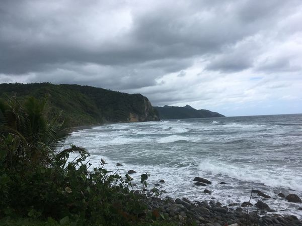Dominica Beauty In Nature Cloud - Sky Day Nature No People Outdoors Scenics Sea Sky Water