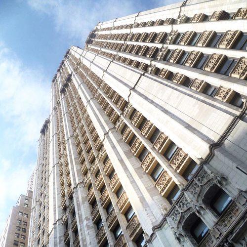 Building Exterior Sky Architecture City New York