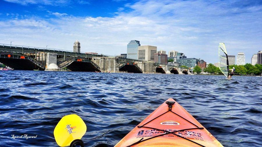 Feel The Journey Boston Charles River First Eyeem Photo