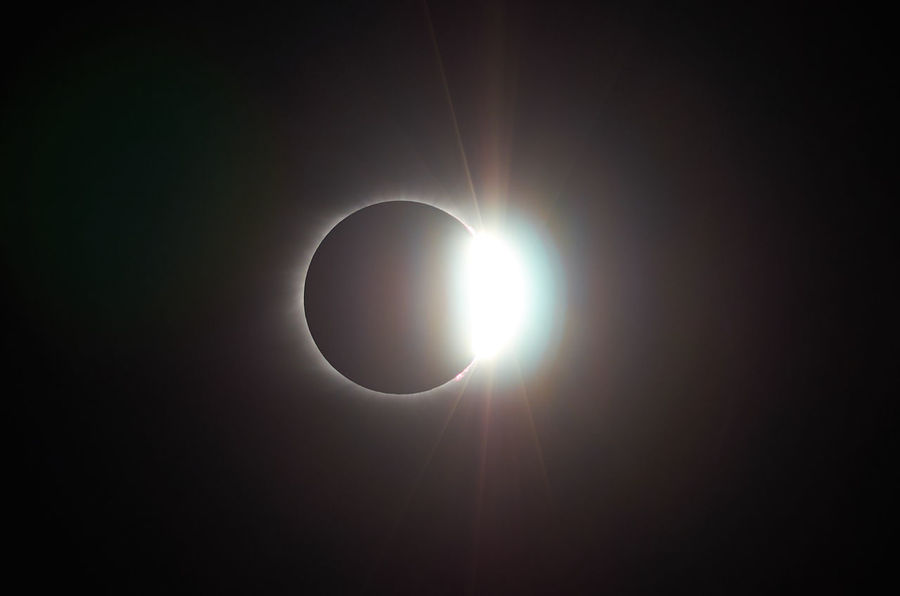 Total eclipse - diamond ring effect just after totality Astronomy Diamond Ring Eclipse Eclipse 2017 Sky Solar Eclipse Sun Toal Eclipse Totality Eclipse 2017