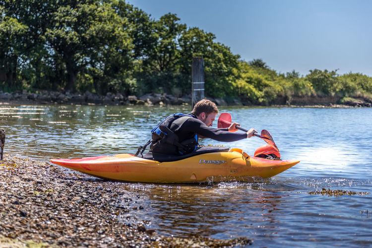 Kayak Kayaking