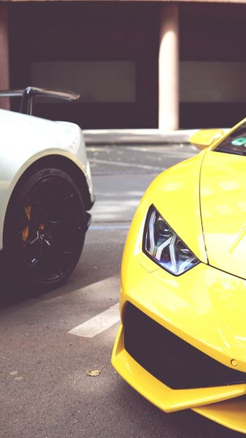 LP640×LP610 EyeEm Selects Yellow Car Close-up Yellow Taxi Taxi Avenue Land Vehicle Parking Stationary Toy Car