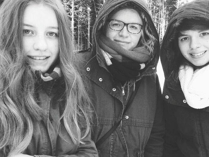 Cold Winter ❄⛄ Snow