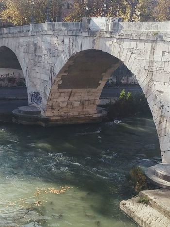 The bridge on the river.... Taking Photos Enjoying The View Getting Inspired Rome, Italy🇮🇹 My Own Photography