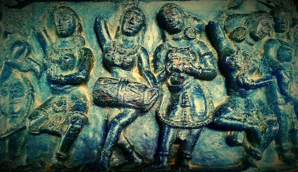 Dancing Girls Dancing Girls Architecture Ramappa Temple Warangal Telangana EyeEm Best Edits Photography EyeEm Team Mobile Photography EyeEm Gallery Eye4photography  Fine Art Photography EyeEm Best Shots Amateur Photography Tourist Spot Heritage Site Samsung Galaxy Alpha Kakatiya Popular Eyeemphotography Passion Cultural Heritage