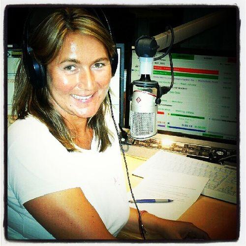 Gleich im Radio! Moderatorin Ndr Kerstin Werner spoonGastroguideHannover