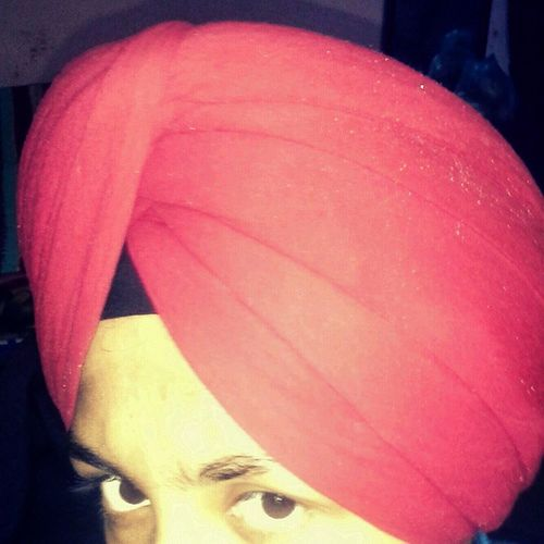 RaviMrons_Photography Patiala_shahi My_first_turban Swag