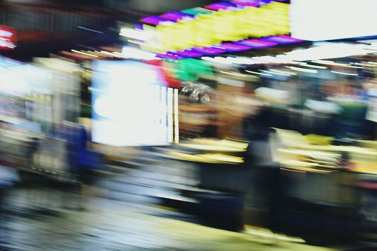 Blurred Motion Speed Walking Motion People City Urgency Adult Illuminated Men Crowd Outdoors Day Adults Only