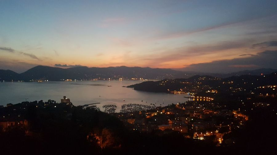 sunset 5 Terre Panoramic Ligurian Coast. 5 Terre Italia Porto Venere, Liguria, Italy Water Seascape Coast Horizon Over Water My Best Travel Photo This Is Natural Beauty Capture Tomorrow