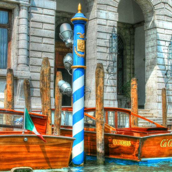 Architecture Building Exterior Day Grand Canal HDR HDR Collection Italy No People Outdoors Rob Handgraaf Fotografie Venice Venice Canals Venice, Italy