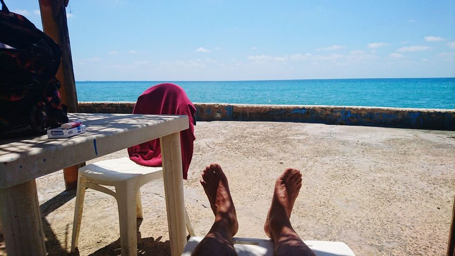 Beach Life Relaxing Feetselfies Lebanon_tourism Hello World