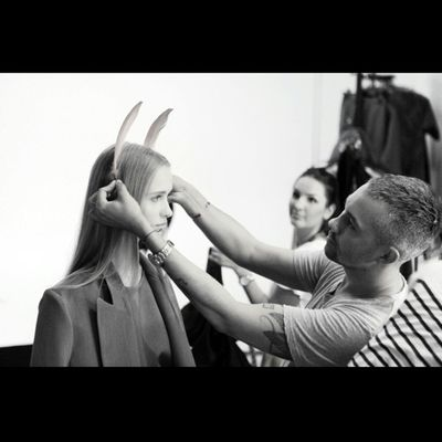 Backstage Fashion Instafashion Kloft kloftstudio sofiashults