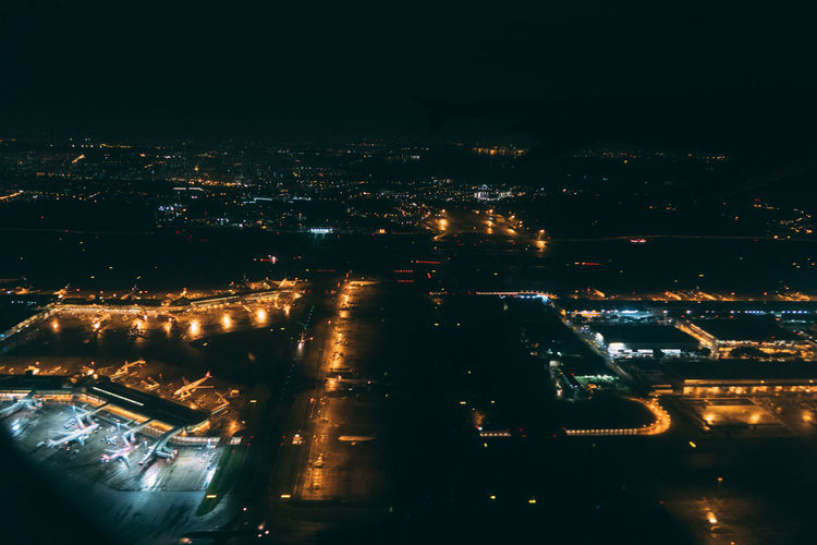 Always loved the view from the planes Airplane Airport Architecture City Cityscape Close Up Technology Flying High Angle View Illuminated Night Nightscape Outdoors Rush Hour Sky Traffic Transportation Wings Miles Away The City Light Flying High Welcome To Black EyeEm Diversity The Secret Spaces The Street Photographer - 2017 EyeEm Awards The Architect - 2017 EyeEm Awards The Great Outdoors - 2017 EyeEm Awards Connected By Travel Connected By Travel