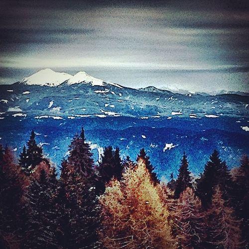 Looks like Fujiama!! #renon #schwarzseespitze #sudtirol #inviaggio #webstapic #instapic