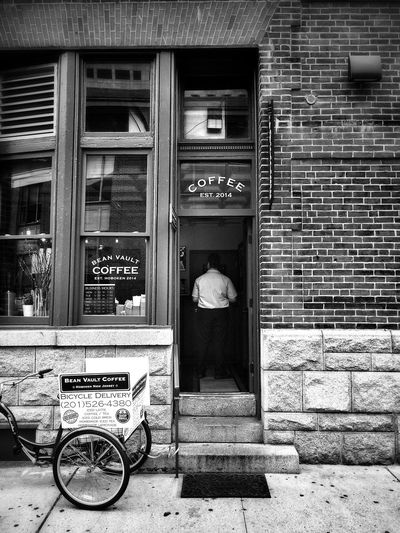 Legal stimulant infusion, Hoboken Blackandwhite Traveling Coffee On The Road