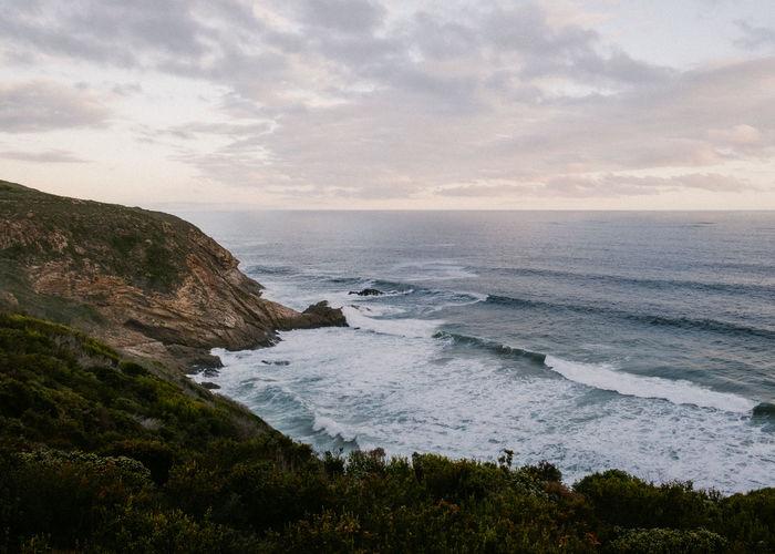 Sea Water Cloud