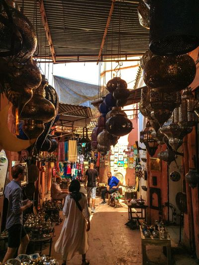 Souks of