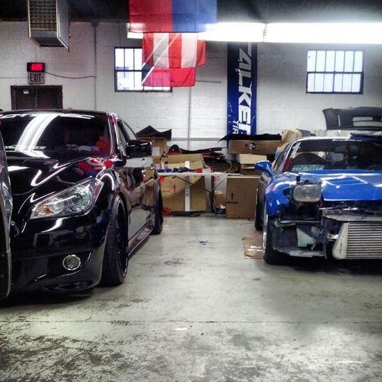 Visiting Manny over at Highendperformance Nycalive Lowandslow Lowercongress
