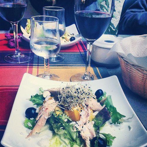 Lunch Malgratdemar Friends
