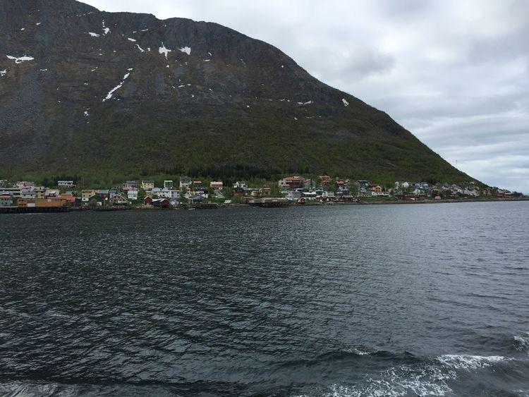 Enjoying Life Nun geht es von Gryllefjord nach Andenes. Die Wale warten😀