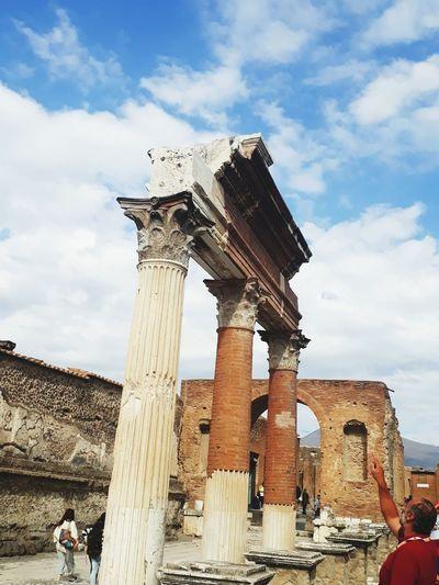 #pompeia