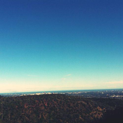 Amazing View Mountain Beautiful Weather