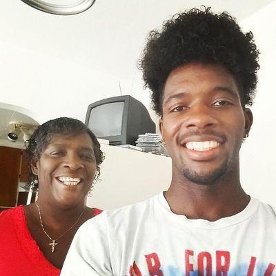 Mom && Son.