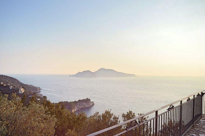 Capri Capri, Italy Island Island Life Islandlife Islands Sea Sea And Sky Sea Life Sea Side Sea View Sea_collection Seascape Seaside Sky Sky And Clouds Sky Collection Sky Only Sky Porn Sky_collection Skyline Skylovers Skyporn Sun Sunlight