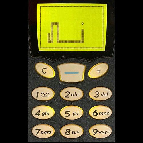 Dale Like Si Alguna vez Jugaste Snake en el Nokia 5125 Año 1997 Vintage
