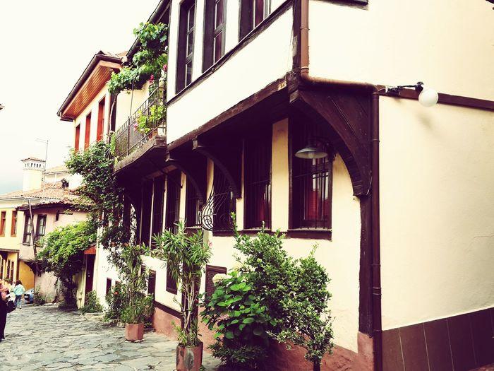 Bursa Sokakları Eski