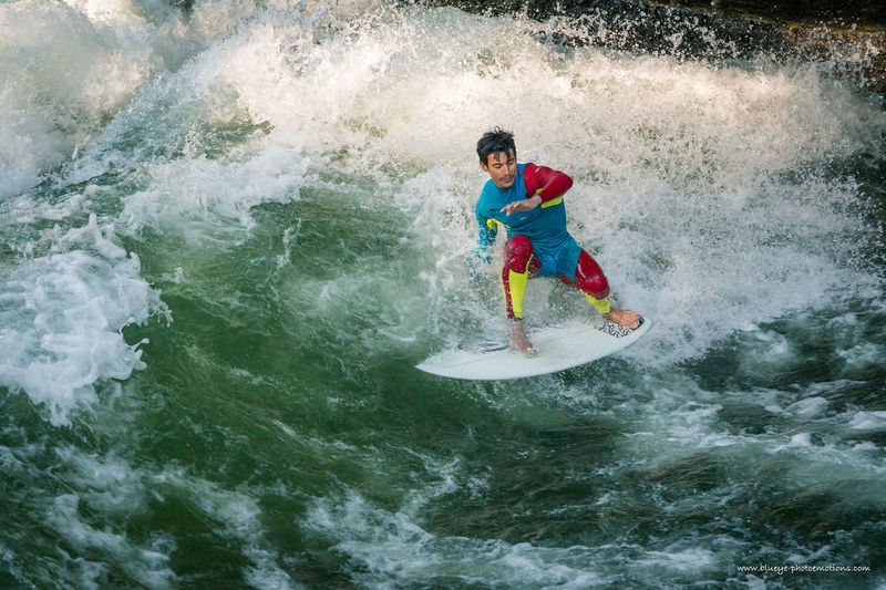 Eisbach Extreme Sports Live For The Story Motion Outdoors Sport Surf Photography Surfing