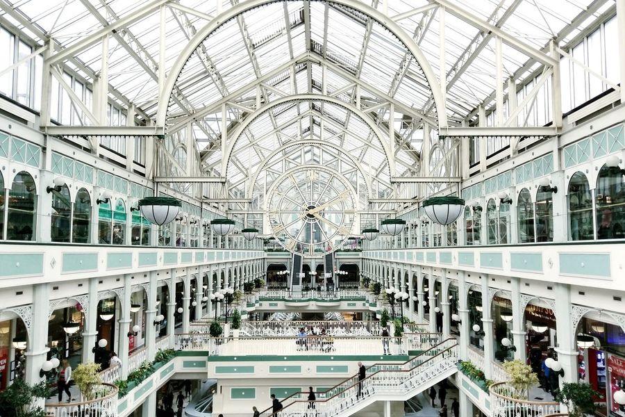 #architecture #architecture #Ireland #dublin #shoppingmall #symetry #photography #urban #urbanphotography #urbanspace Futuristic Technology Full Frame Architectural Design LINE First Eyeem Photo