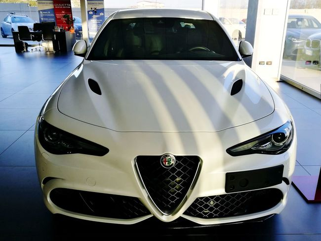 Car Alfa Romeo Giulia Quadrifoglio Power Engine 510 Dream Best Car Berlina Meccanica Emozioni