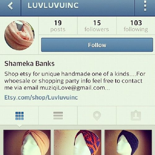 Follow me on my new Instagram pg for my online Etsy shop and get a %15 off coupon code...just message me in a comment section and I will send you the code... , Etsy , Shopetsy , Onlineshopping , Onlinestore , onlineshop, onlinestores , onlineshops, shop, fashion, accessories, luvluvu, Infinityscarfs, scarf, turbans, headwraps, headbands, hairbands, winterfashion, winteraccessories, wintergear, Christmasgifts, giftideas, discount, coupon, code, couponcode, followme, follow , etsy, shopetsy