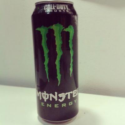 Monsterenergy Monster COD Callofdutyghosts MonsterGaming CODGhosts :)