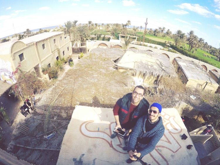 Two People High Angle View People Day Beauty In Nature Nature_perfection Backgrounds Nature_collection Natural Beauty Tranquil Scene Tranquility This Is Egypt Egypt This Is Egypt ❤ My Egypt Resolution Sky Landscape Architecture Environment Built Structure Sun Al Fayoum Real People Vacations Outdoors