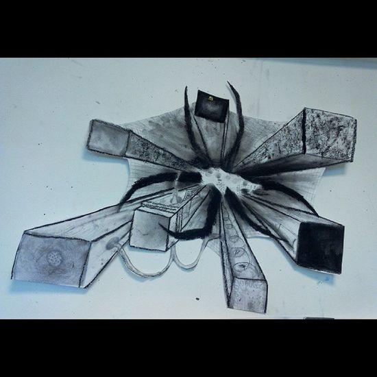 Art plastiquesProjet  Fini Duo axelleimaginationvillecreated