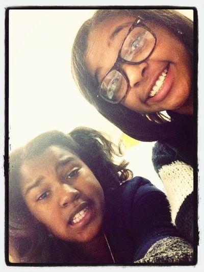 Me And My Sistahh !