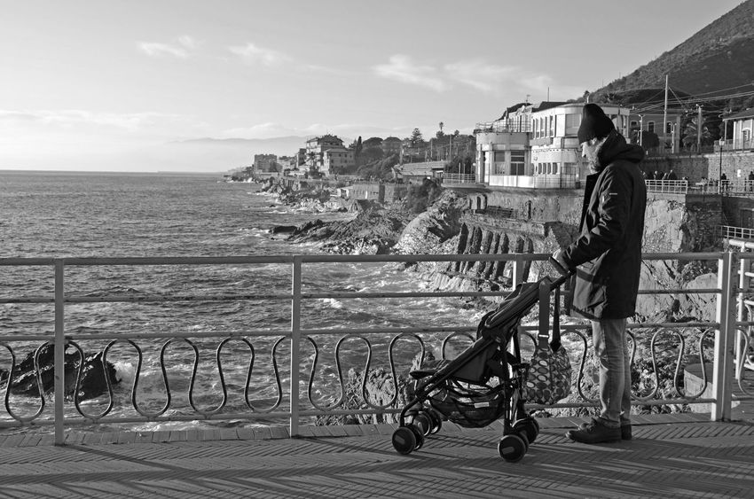 Absence Blackandwhite City Life Dad Day Outdoors Portrait Sea Still Life Stroller Water Weekend Activities Winter