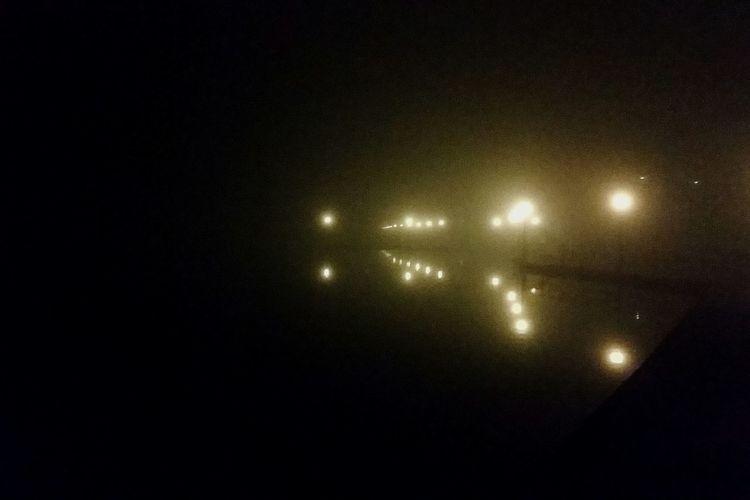 Fog Foggy Day