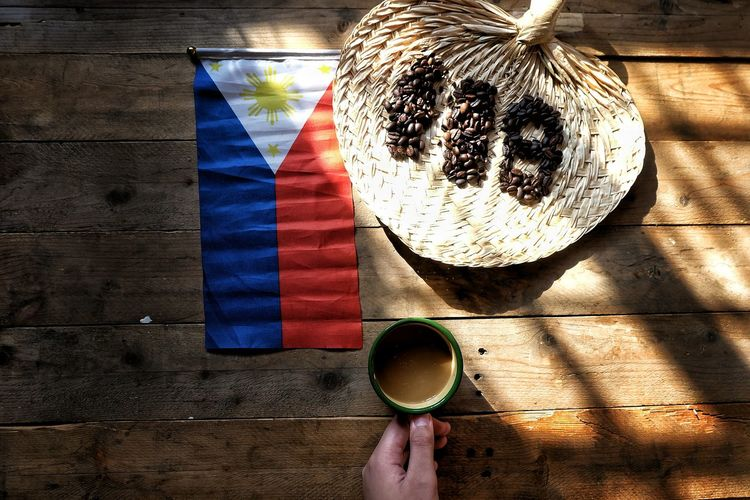 118th Independence Day Independence Day Pilipinas Philippines Philippine Flag Coffee Country Kalayaan Week On Eyeem The Week Of Eyeem Pinoypride