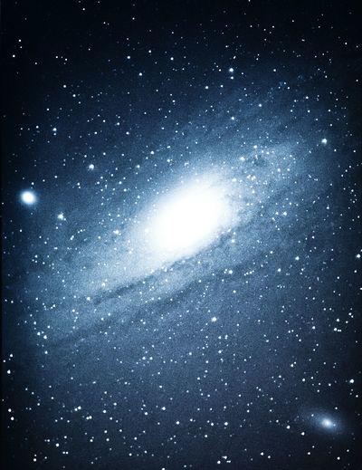 andromeda galaxy Star