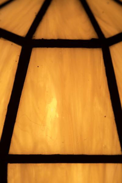 In The Mood for Winter Lamp Shade  Studio Winter Mood Handmade Indoors  Lamplight Still Life Tiffany Lamp