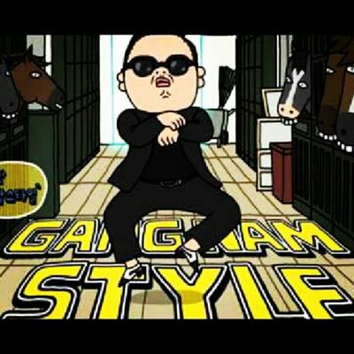 Psy Gangamstyle